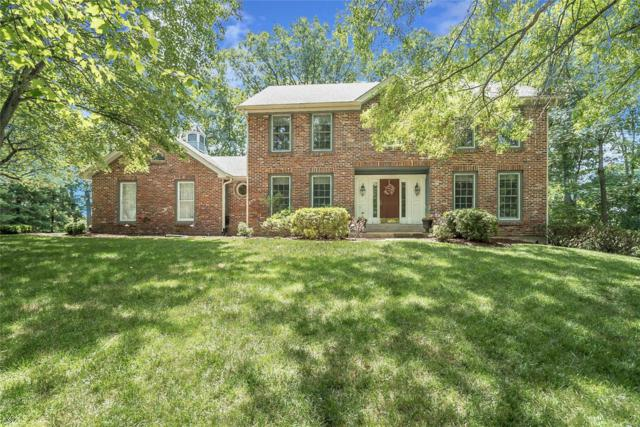 16444 Farmers Mill Lane, Chesterfield, MO 63005 (#18057441) :: The Kathy Helbig Group