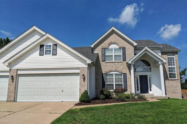 2344 Dartmouth Bend, Wildwood, MO 63011 (#18057495) :: Kelly Hager Group | TdD Premier Real Estate