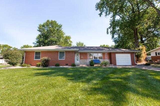 321 W Oak Street, Mascoutah, IL 62258 (#18057529) :: Fusion Realty, LLC