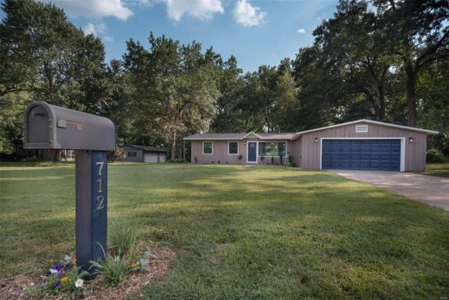 712 Crestland Drive, Ballwin, MO 63011 (#18057531) :: The Kathy Helbig Group