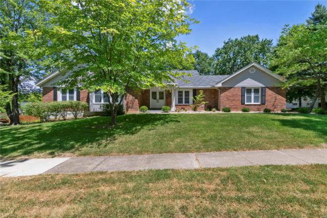 2136 Park Forest Drive, Chesterfield, MO 63017 (#18057537) :: Clarity Street Realty