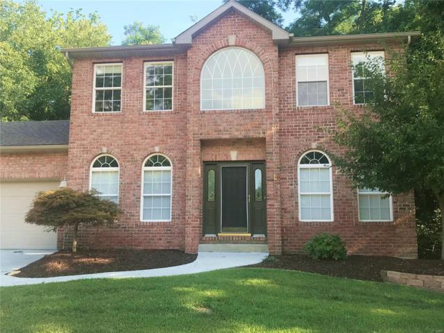 1312 Gerber Woods, Edwardsville, IL 62025 (#18057658) :: Holden Realty Group - RE/MAX Preferred