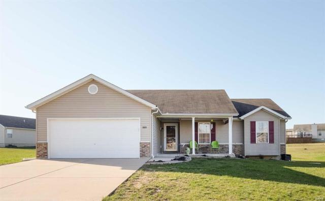 909 Warrior Ridge, Warrenton, MO 63383 (#18058931) :: PalmerHouse Properties LLC