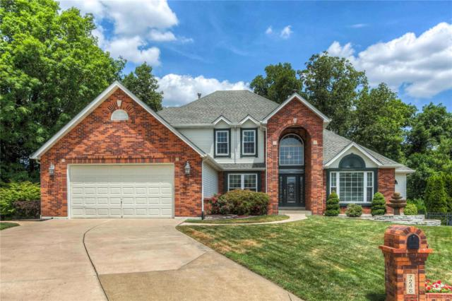 7248 Westfield Woods Drive, Dardenne Prairie, MO 63368 (#18058944) :: RE/MAX Vision