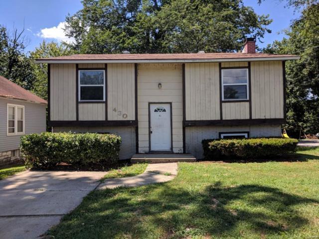 430 Jefferson Avenue, Alton, IL 62002 (#18058967) :: Fusion Realty, LLC