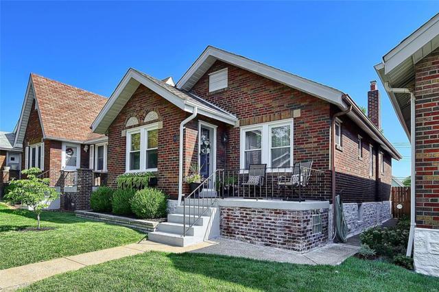 3847 Burgen Avenue, St Louis, MO 63116 (#18059045) :: RE/MAX Vision