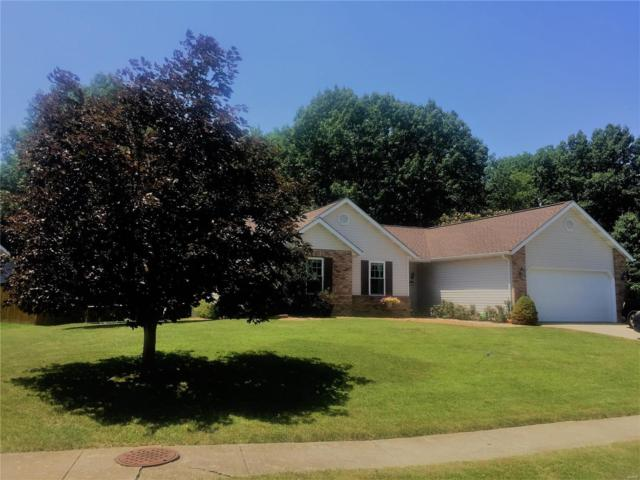 608 Whip Poor Will Street, Troy, IL 62294 (#18059230) :: Holden Realty Group - RE/MAX Preferred