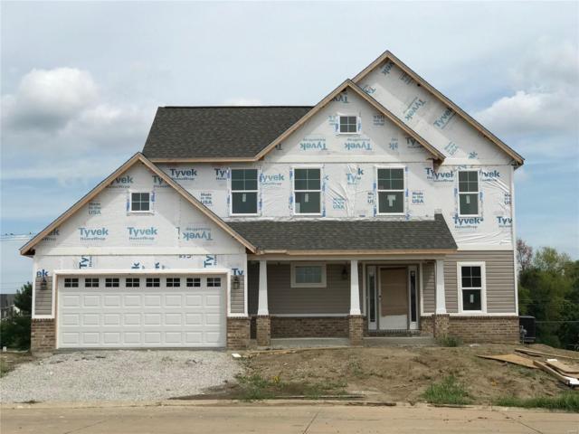 2725 Ambridge Drive, Shiloh, IL 62221 (#18059234) :: Holden Realty Group - RE/MAX Preferred