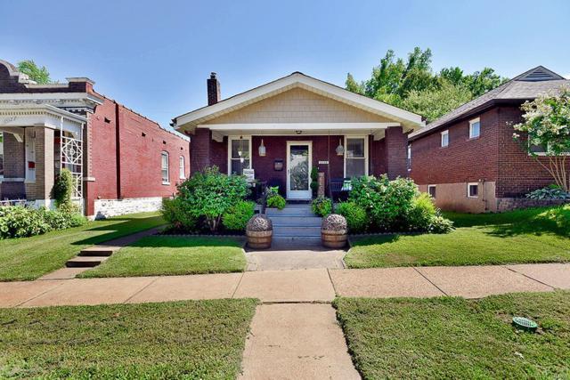 6556 Hoffman Avenue, St Louis, MO 63139 (#18059295) :: RE/MAX Vision