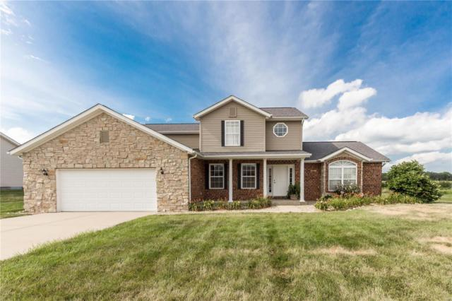 4823 Red Oak Drive, Waterloo, IL 62298 (#18059302) :: Holden Realty Group - RE/MAX Preferred
