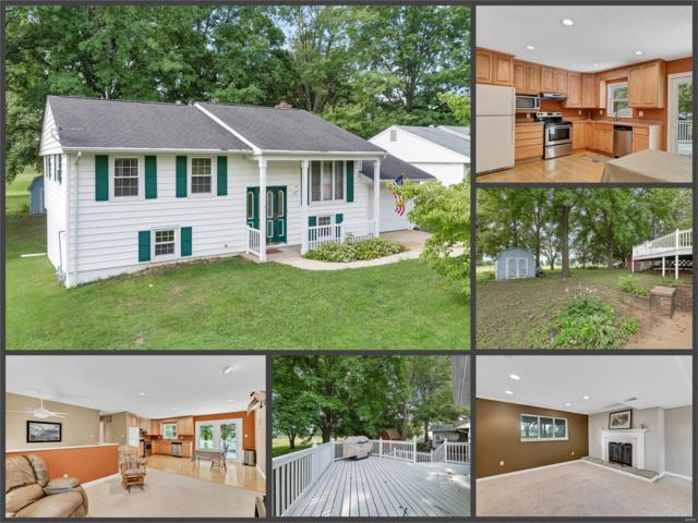 1209 N Rapp Avenue, Columbia, IL 62236 (#18059403) :: Holden Realty Group - RE/MAX Preferred