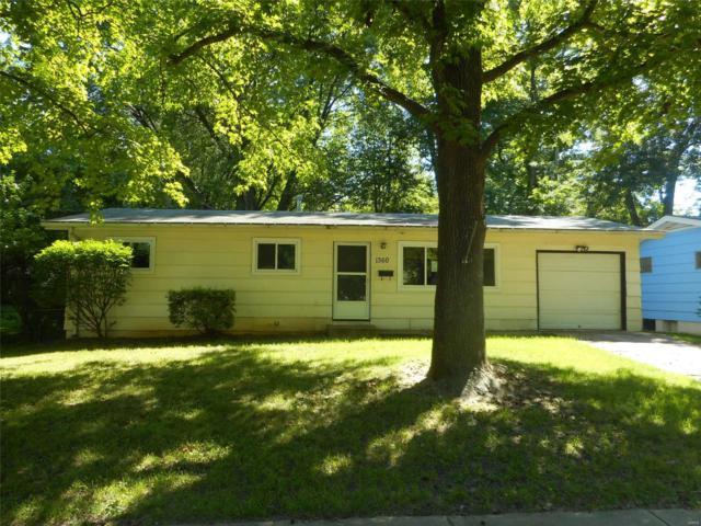 1360 Acredale Drive, Florissant, MO 63033 (#18059481) :: RE/MAX Vision