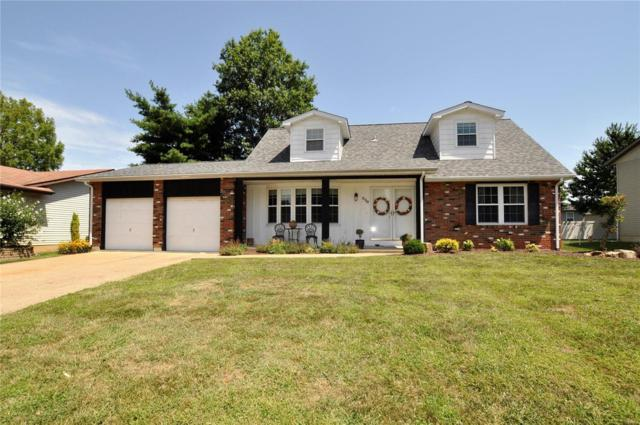 539 Fairfax Street, Columbia, IL 62236 (#18059513) :: Holden Realty Group - RE/MAX Preferred