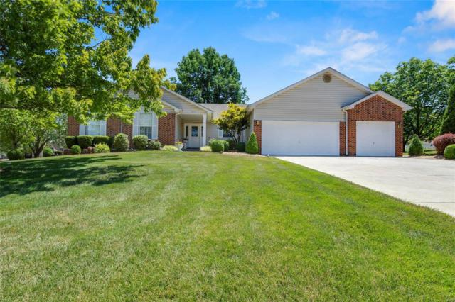 5213 Roanoke Drive, Weldon Spring, MO 63304 (#18059541) :: RE/MAX Vision