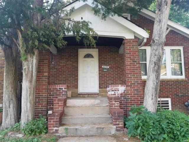 5634 Hiller Place, St Louis, MO 63136 (#18059620) :: RE/MAX Vision
