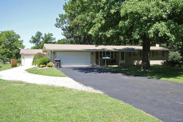 3125 Steven Drive, BUNKER HILL, IL 62014 (#18059648) :: Fusion Realty, LLC