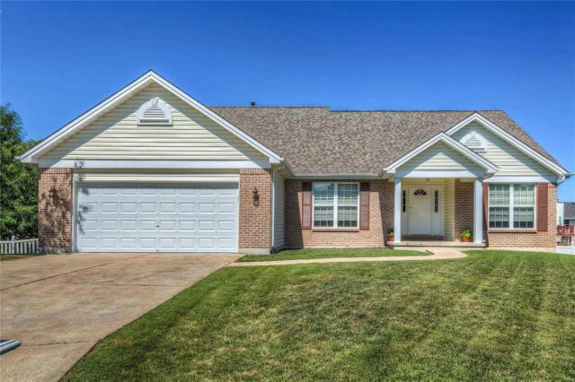 29 Palace Green Court, O'Fallon, MO 63366 (#18059671) :: Kelly Hager Group | TdD Premier Real Estate