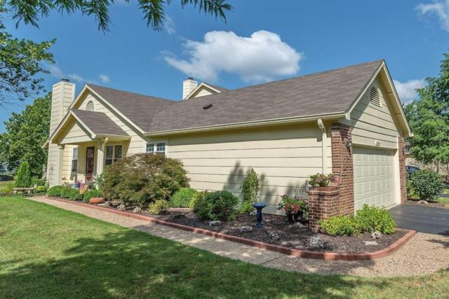 3184 Autumn Trace Dr, Maryland Heights, MO 63043 (#18059686) :: Clarity Street Realty