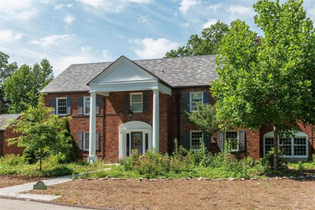 115 Lake Forest Dr., Richmond Heights, MO 63117 (#18059694) :: PalmerHouse Properties LLC