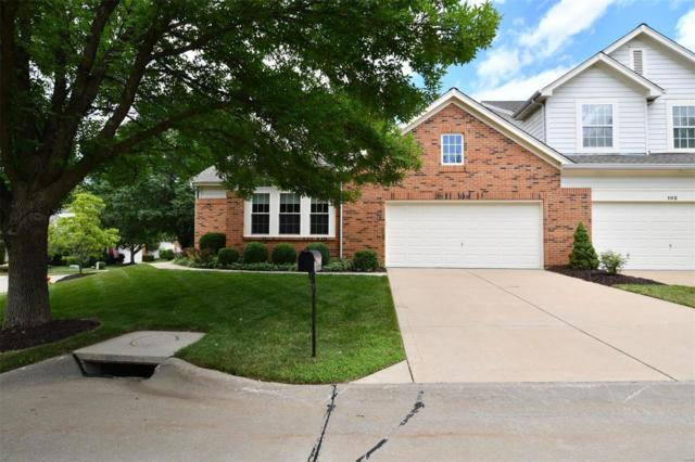 100 Chesterfield Bluffs, Chesterfield, MO 63005 (#18059804) :: Clarity Street Realty