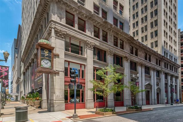 314 N Broadway Street #1001, St Louis, MO 63102 (#18060035) :: Clarity Street Realty