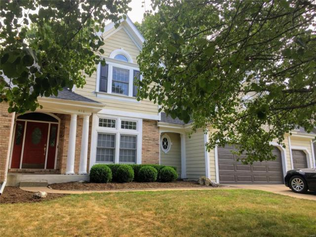 416 Bluff Meadow Drive, Ellisville, MO 63021 (#18060106) :: The Becky O'Neill Power Home Selling Team