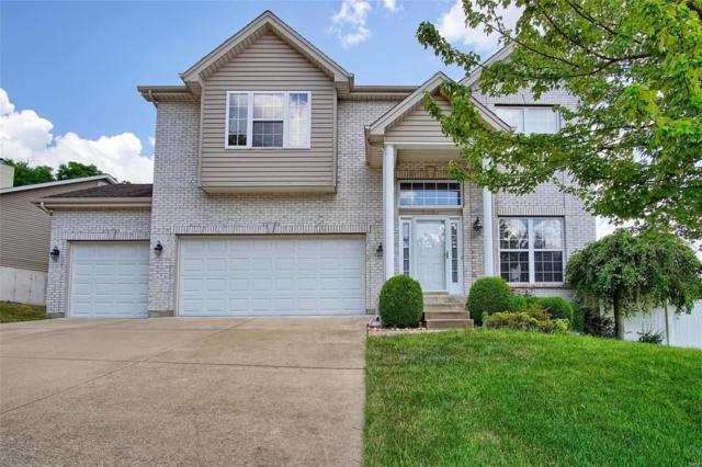 3056 Crimson Oaks Drive, Fenton, MO 63026 (#18060240) :: The Becky O'Neill Power Home Selling Team