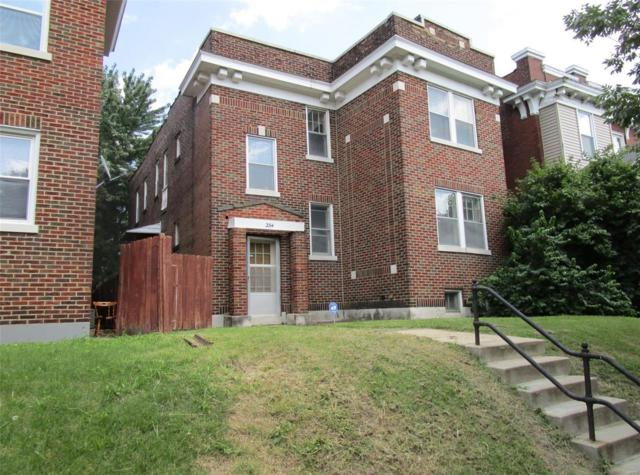 3540 Giles Avenue, St Louis, MO 63116 (#18060420) :: Clarity Street Realty