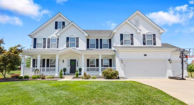 303 Cypress Place Drive, Wildwood, MO 63040 (#18060426) :: Clarity Street Realty