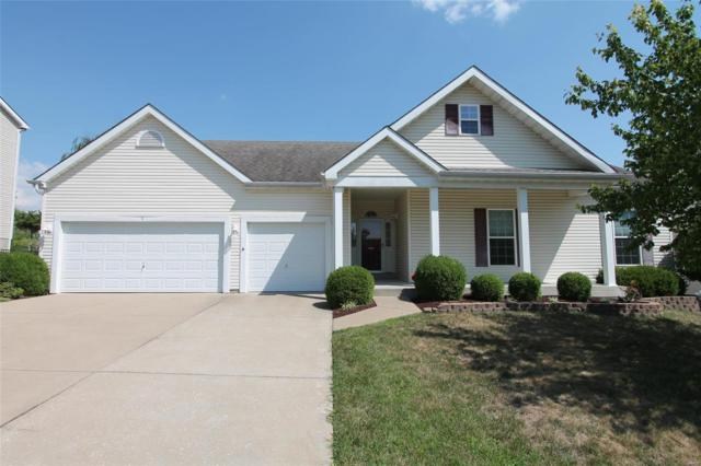 4 Cruzatte Place, Saint Charles, MO 63303 (#18060476) :: Clarity Street Realty