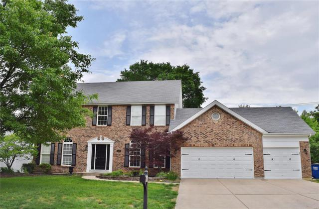 259 Towers Creek Place, Saint Charles, MO 63304 (#18060575) :: Clarity Street Realty