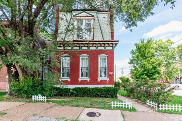 2617 Arsenal Street, St Louis, MO 63118 (#18061047) :: PalmerHouse Properties LLC