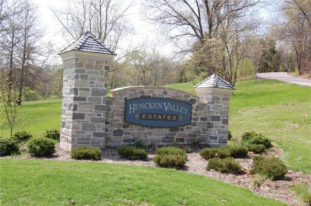 18443 Hencken Valley Estates Drive Lot 10, Wildwood, MO 63069 (#18061369) :: Clarity Street Realty
