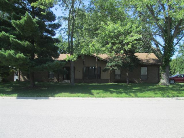 114 Red Pine Avenue, O'Fallon, IL 62269 (#18061690) :: Fusion Realty, LLC