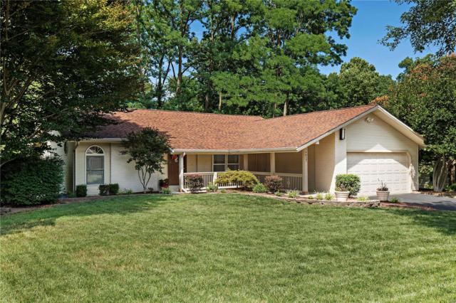 14637 Laketrails Court, Chesterfield, MO 63017 (#18061695) :: Clarity Street Realty