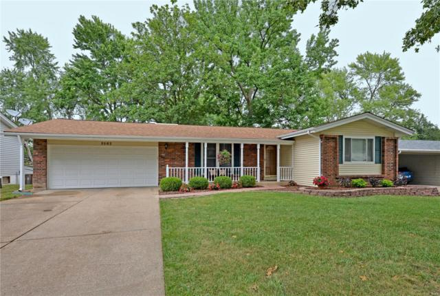2562 Wesglen Estates Drive, Maryland Heights, MO 63043 (#18061919) :: St. Louis Finest Homes Realty Group