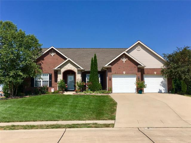 129 Juliana, Columbia, IL 62236 (#18062248) :: Holden Realty Group - RE/MAX Preferred