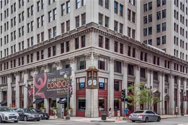 314 N Broadway #1108, St Louis, MO 63102 (#18062365) :: Clarity Street Realty