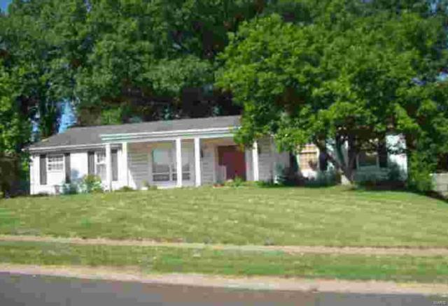 12323 Partridge Run, Florissant, MO 63033 (#18062367) :: Clarity Street Realty
