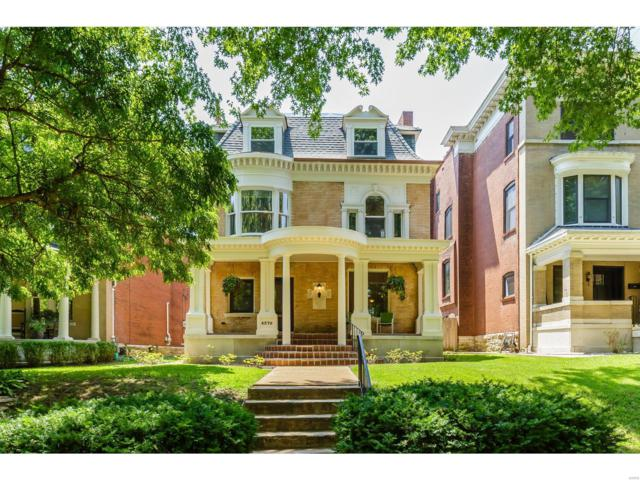 4370 Mcpherson Avenue, St Louis, MO 63108 (#18062473) :: PalmerHouse Properties LLC