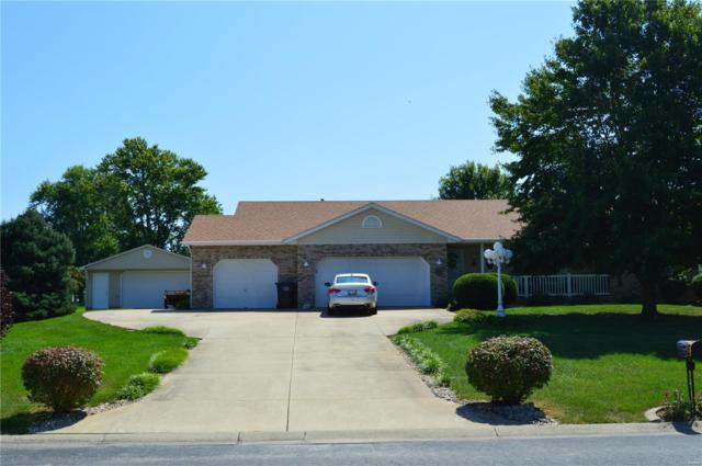 34070 Ryan Court, Brighton, IL 62012 (#18062493) :: Clarity Street Realty