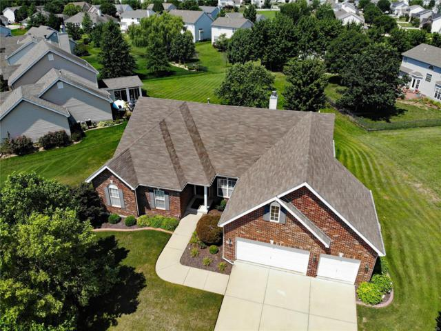 1175 Docklow Drive, Shiloh, IL 62221 (#18062542) :: Holden Realty Group - RE/MAX Preferred