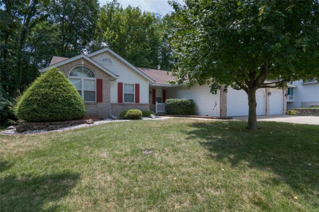 108 Fairington Drive, Troy, IL 62294 (#18062695) :: Holden Realty Group - RE/MAX Preferred