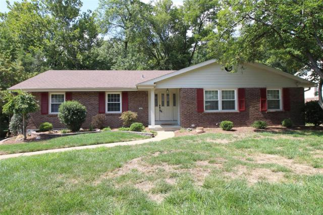 912 Dutch Mill Drive, Ballwin, MO 63011 (#18062715) :: Clarity Street Realty