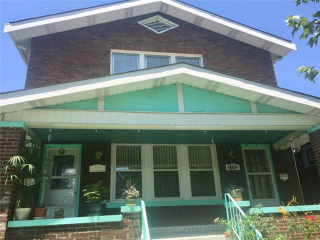 4015 Giles Ave, St Louis, MO 63116 (#18063268) :: Clarity Street Realty