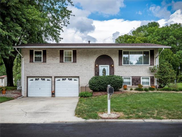 7 Kimberly Court, Collinsville, IL 62234 (#18063454) :: Holden Realty Group - RE/MAX Preferred