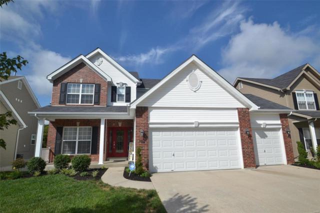 5552 Mirasol Manor Way, Eureka, MO 63025 (#18063604) :: The Becky O'Neill Power Home Selling Team