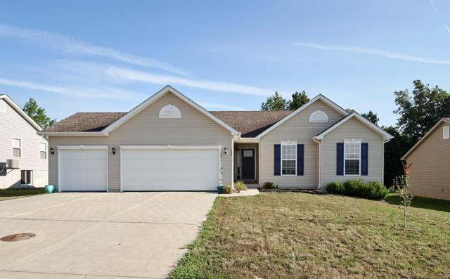 110 Stone Bridge Drive, Moscow Mills, MO 63362 (#18063608) :: St. Louis Finest Homes Realty Group