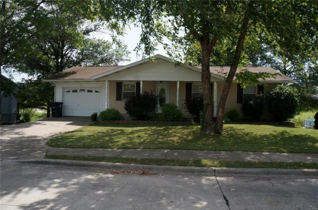 1105 Ridge Drive, Perryville, MO 63775 (#18063634) :: Clarity Street Realty