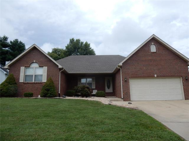 449 Monticello Place, Edwardsville, IL 62025 (#18063691) :: Sue Martin Team